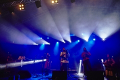 Wolin, night concert